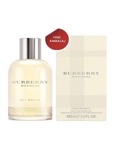 Burberry Weekend EDP 100 ml Kadın Parfüm Renksiz